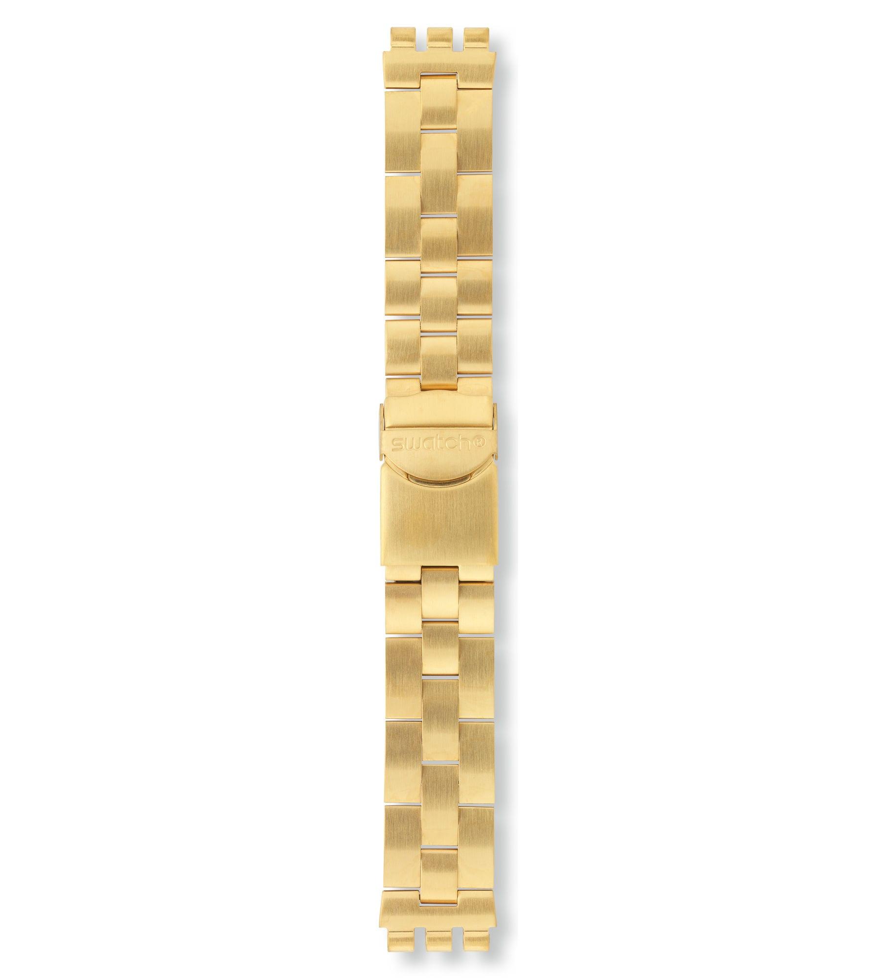c60ea748741 Swatch® Portugal - Irony Chrono SHAQ 34 GOLD   ST.STEEL PVD ADJ ...