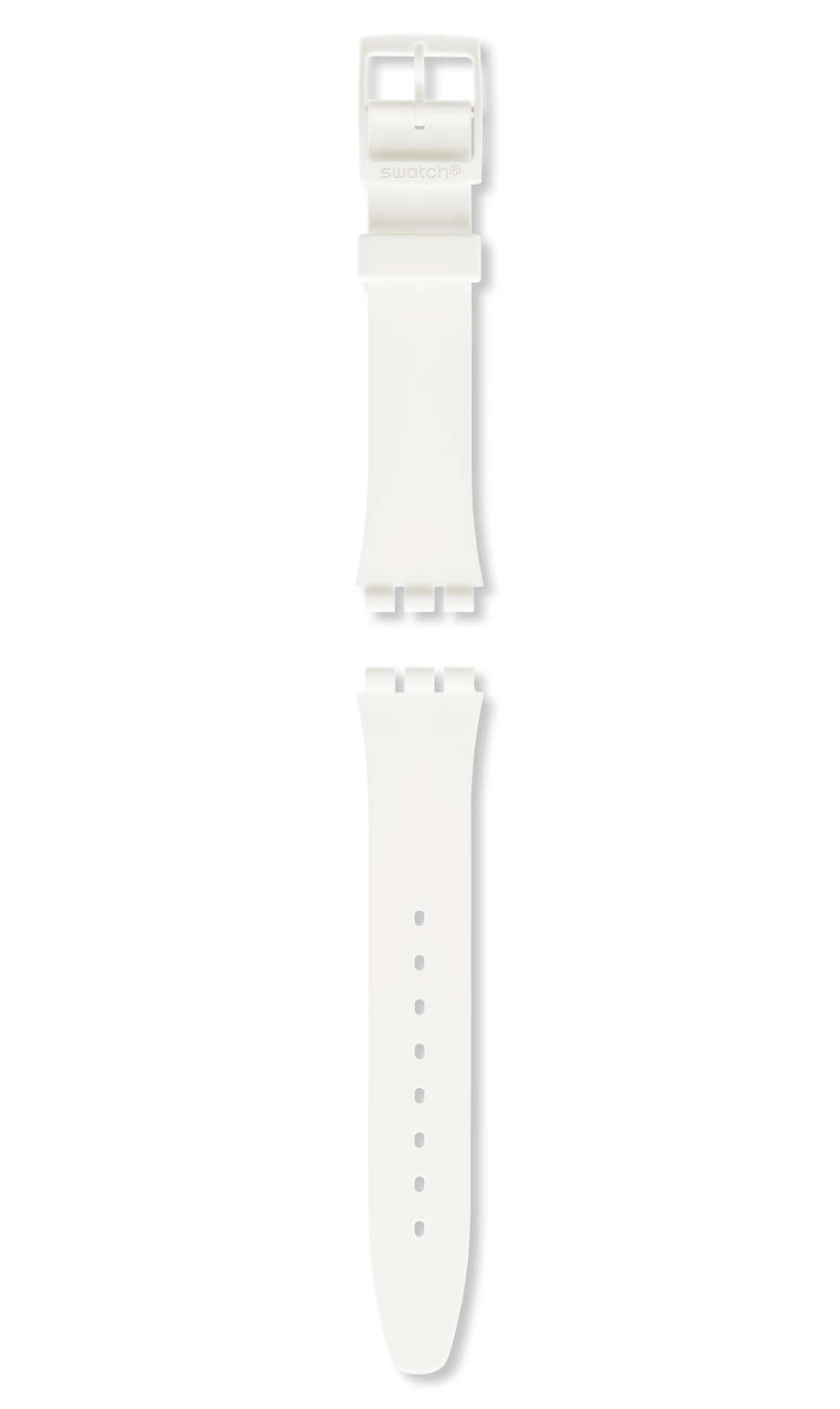 Swatch - NOT AVAILABLE IN COLOUR - SILICONE STRAP - 1