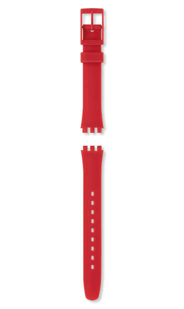 BITTER CRANBERRY / SILICONE STRAP-S-TOUR