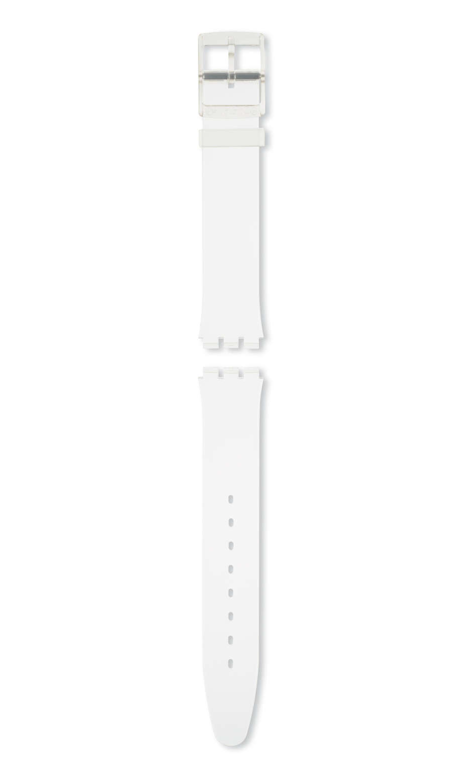 Swatch - SKIN TRANSPARENT SILICONE STRAP - 1