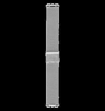 METAL KNIT / ST.STEEL MILANESE STRAP
