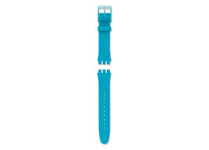 TURQUOISE REBEL / SILICONE STRAP