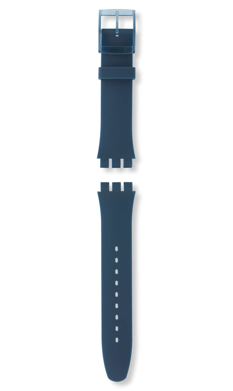 Swatch - BLUE REBEL / SILICONE STRAP - 1
