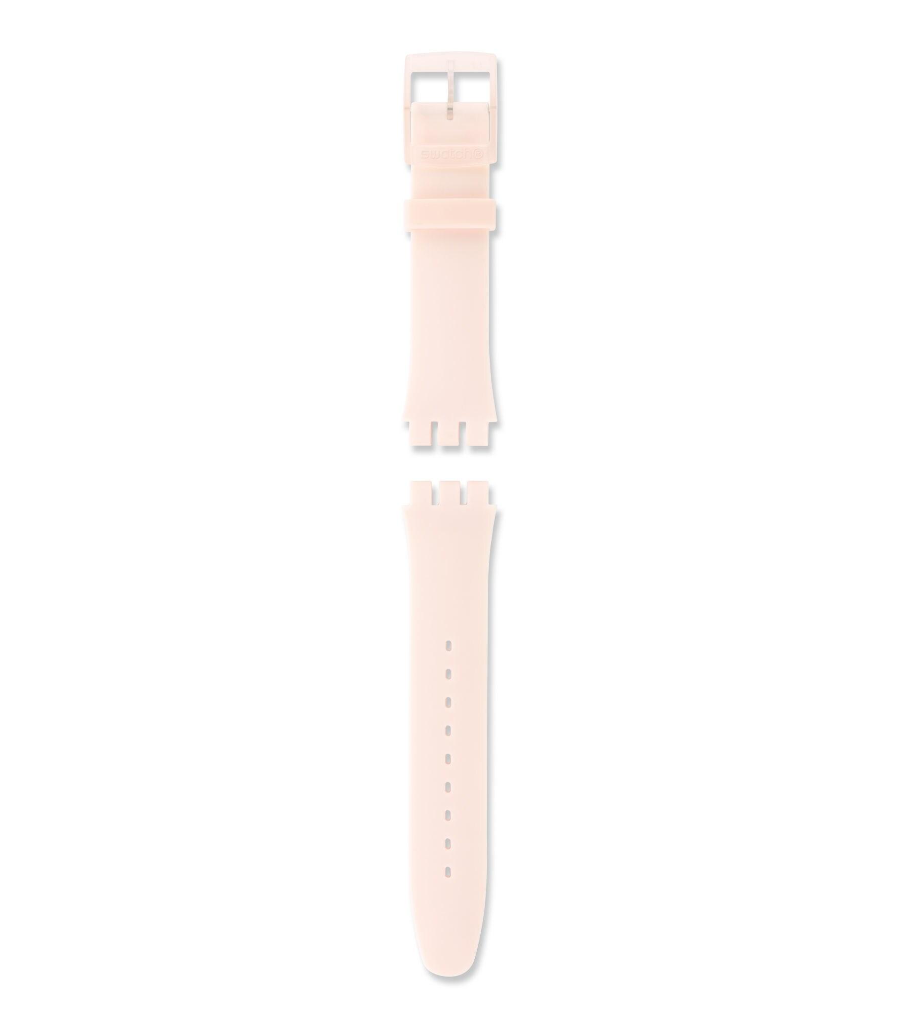 a7bab43b585 Swatch® Portugal - Originals New Gent ROSE REBEL   SILICONE STRAP ...