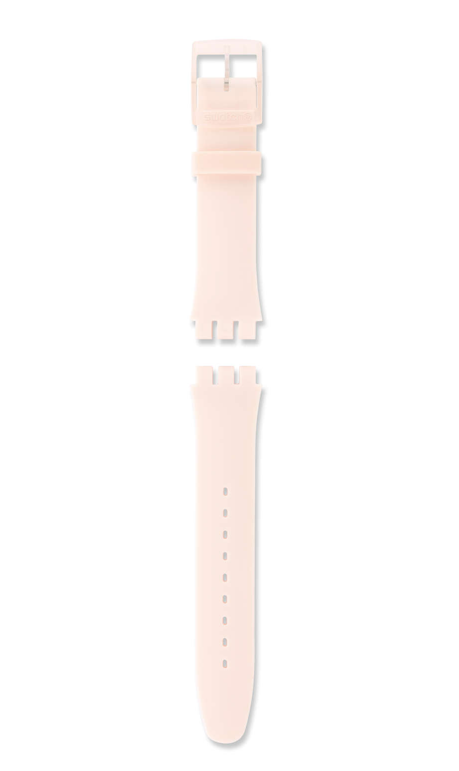 Swatch - ROSE REBEL / SILICONE STRAP - 1