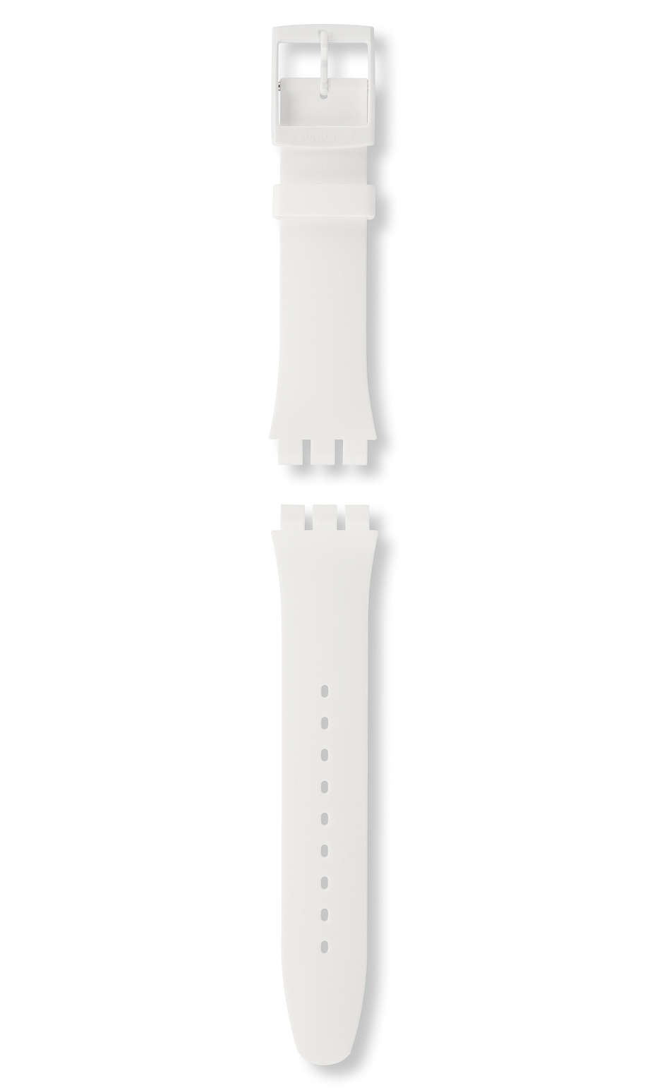 Swatch - WHITE REBEL / SILICONE STRAP - 1
