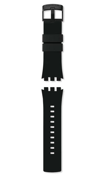 SWATCH TOUCH BLACK / SILICONE STRAP