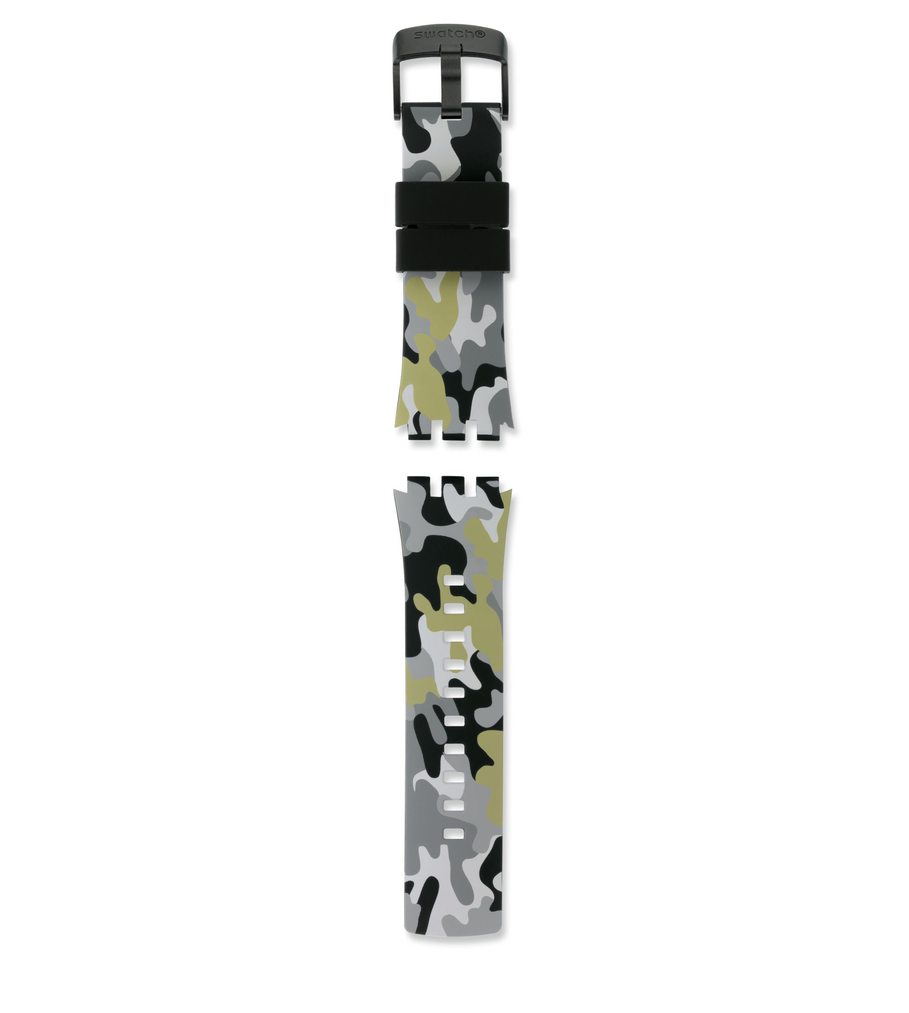 SWATCH TOUCH CAMOUFLAGE