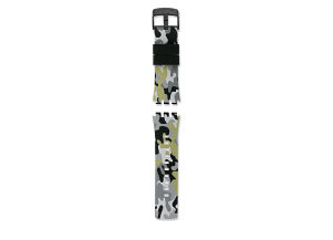 SWATCH TOUCH CAMOUFLAGE / SILICONE STRAP