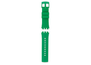 SWATCH TOUCH GREEN / SILICONE STRAP
