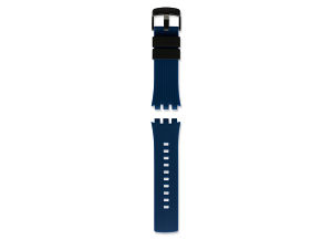 SWATCH TOUCH BLUE LOOP&BCL BLACK- SILIC