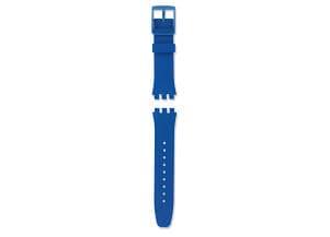 BLUE C / SILICONE STRAP