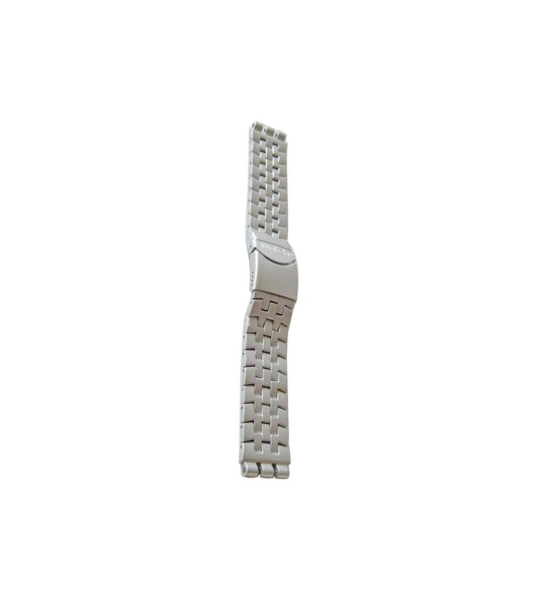 ee625abc23e Swatch® Portugal - Irony Chrono GREYSCALE   ALU ADJ.STRAP ACYCS4046AG