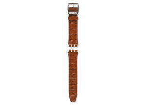 DARK PHOENIX / BROWN LEATHER STRAP