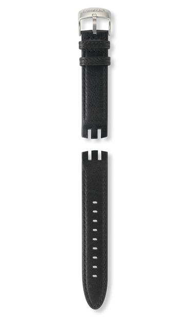 IN A CLASSIC MODE / LEATHER STRAP