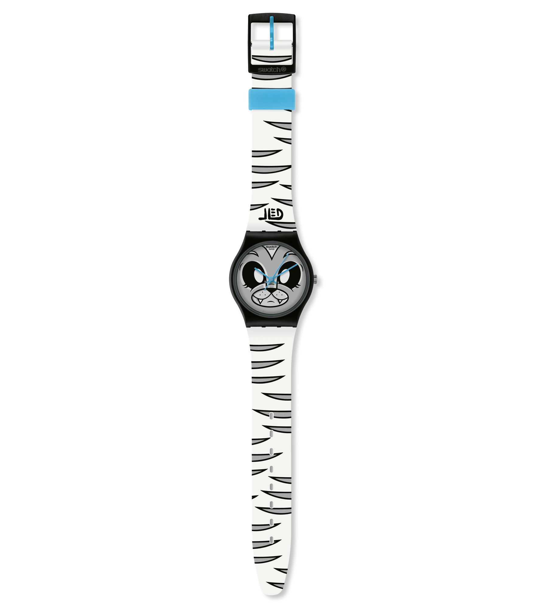 3b0f398e3149 Swatch® Hong Kong SAR - Gent (Ø 34 MM) SWATCH-BENGALI GB250