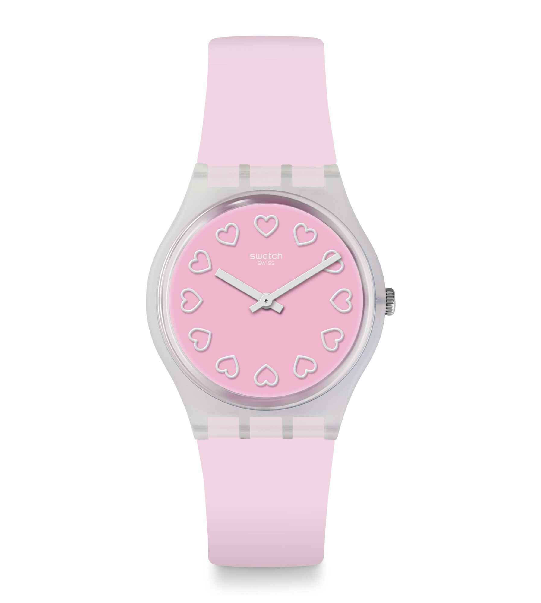 Swatch United States Gent O 34 Mm All Pink Ge273