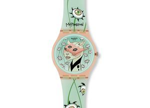 SWATCH-THE EYES ARE WATCHING