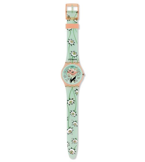 SWATCH-THE EYES ARE WATCHING - GP132S