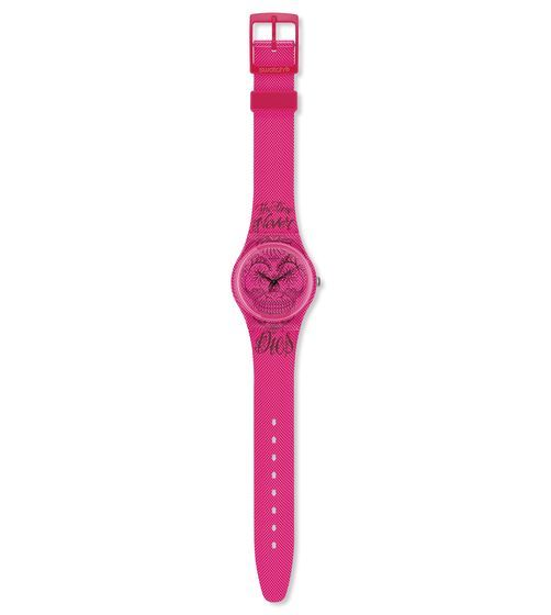 TIME NEVER DIES PINK