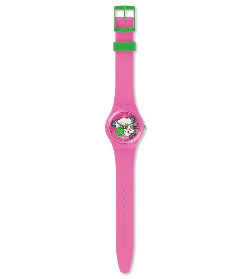 Flowerfull gp147 swatch united states - Jardin fleuri swatch toulouse ...