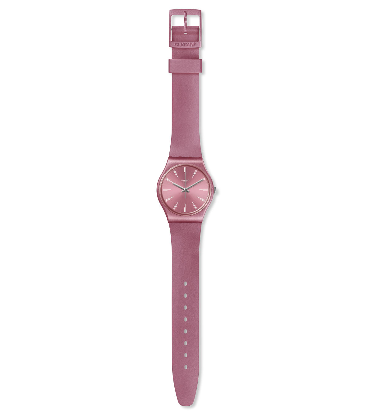 Reloj swatch mujer flores