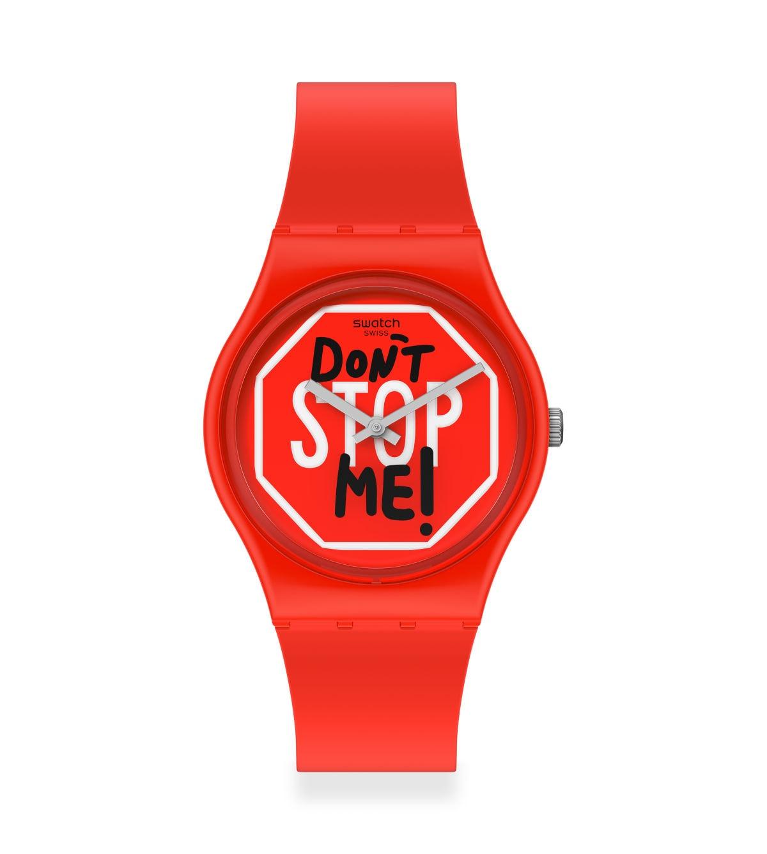 DON'T STOP ME ! - GR183