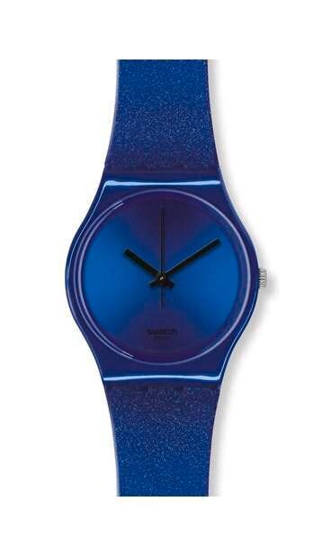 INTENSE BLUE