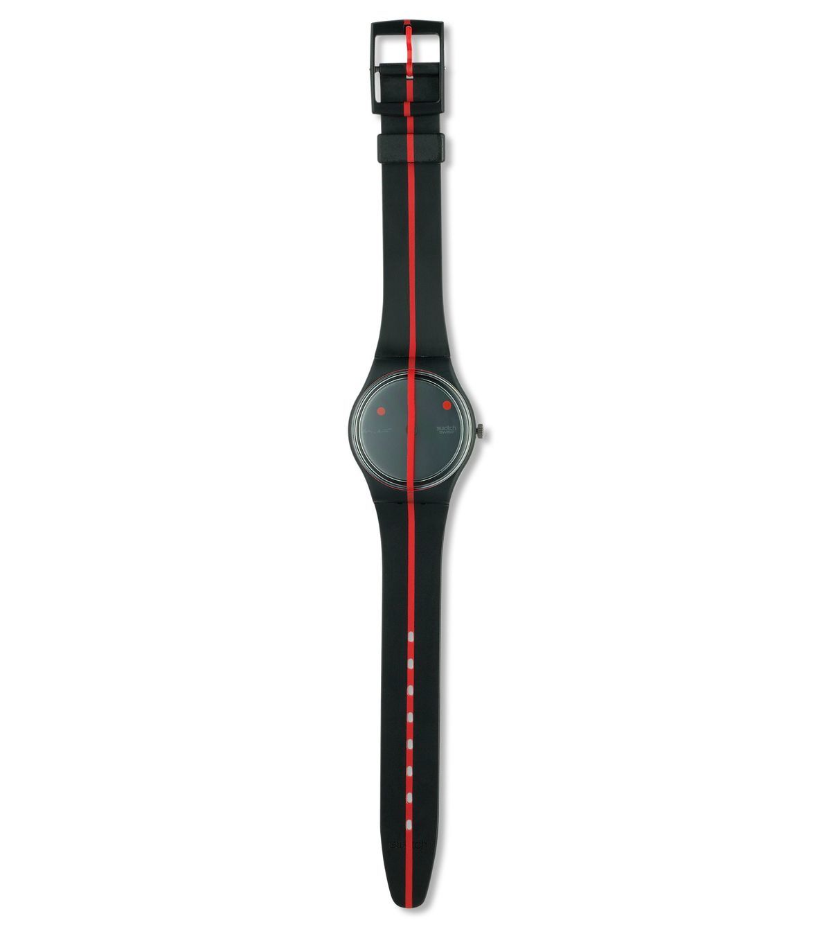 360 ROUGE SUR BLACKOUT (GZ119) - Swatch® Malaysia