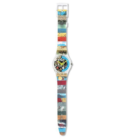 SWATCH THE PEOPLE