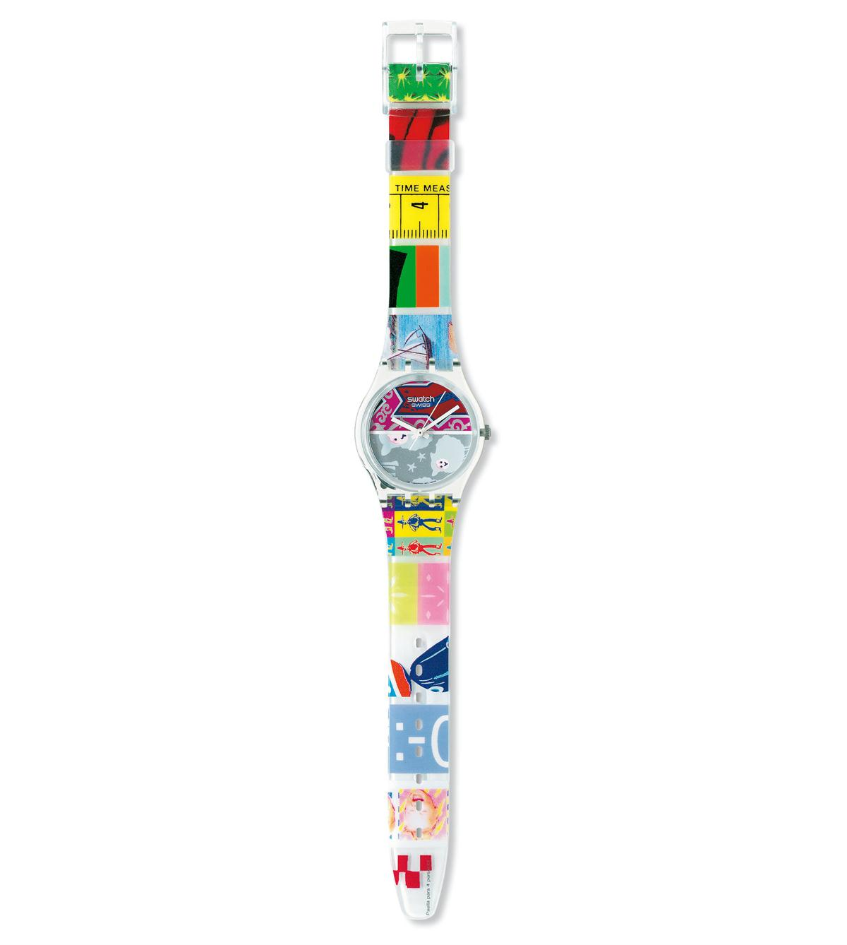 LOTS OF SWATCH - GZ177