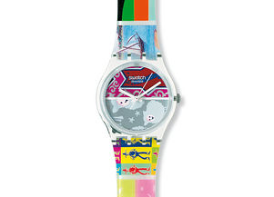 LOTS OF SWATCH