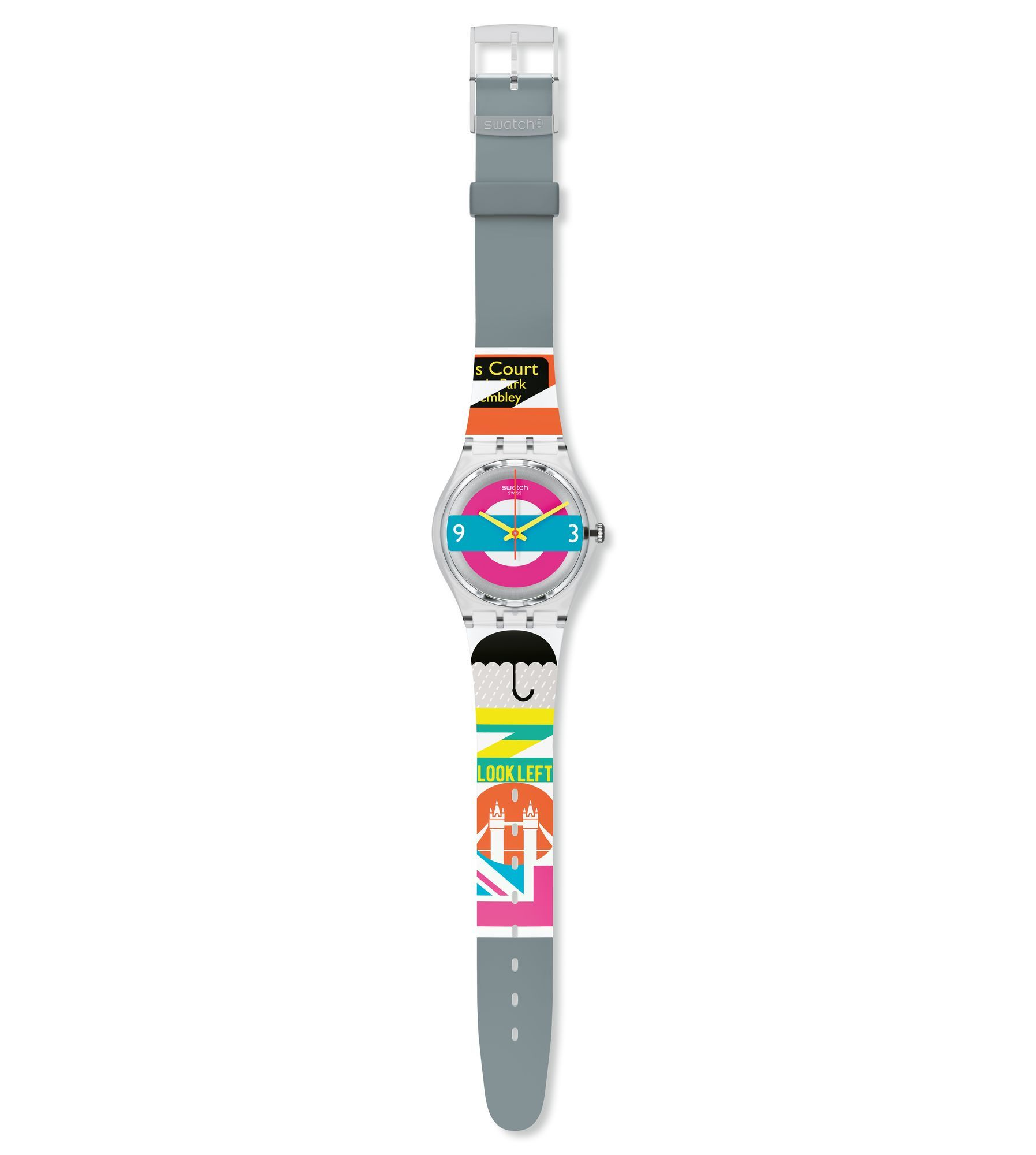 swatch watch watches switch visual product design retail merchandising project