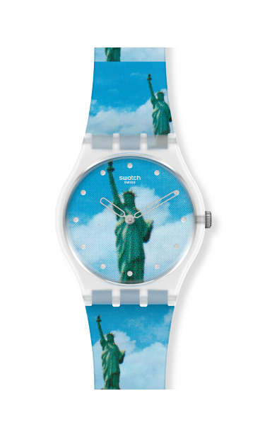 NEW YORK BY TADANORI YOKOO, THE WATCH