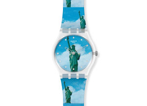 Product NEW YORK BY TADANORI YOKOO, THE WATCH with SKU GZ351
