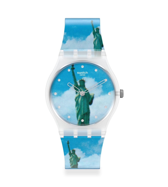 NEW YORK BY TADANORI YOKOO, THE WATCH - GZ351