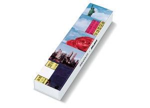 Product NEW YORK BY TADANORI YOKOO, THE WATCH with SKU GZ351