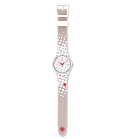 SWATCH ROLAND-GARROS WHITE SMASH