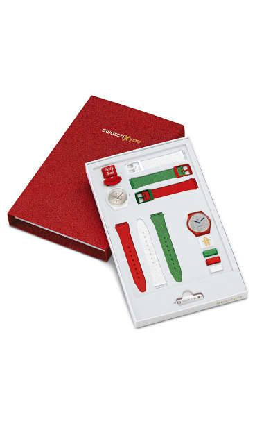 SWATCH X YOU HOLIDAY SET