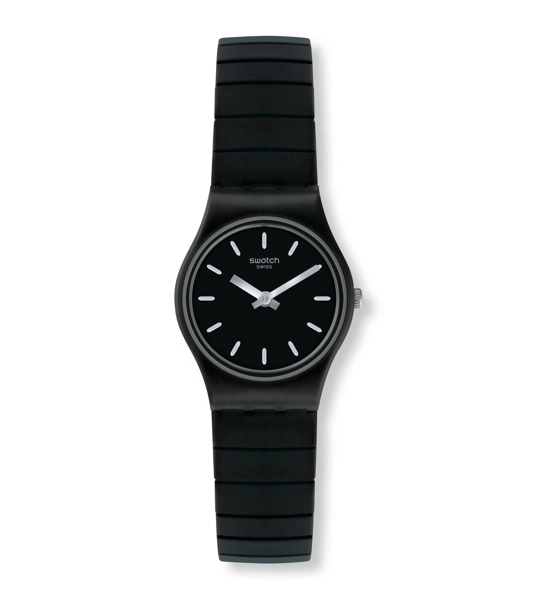 927fb817466 Swatch® Portugal - Lady (Ø 25 MM) FLEXIBLACK LB183