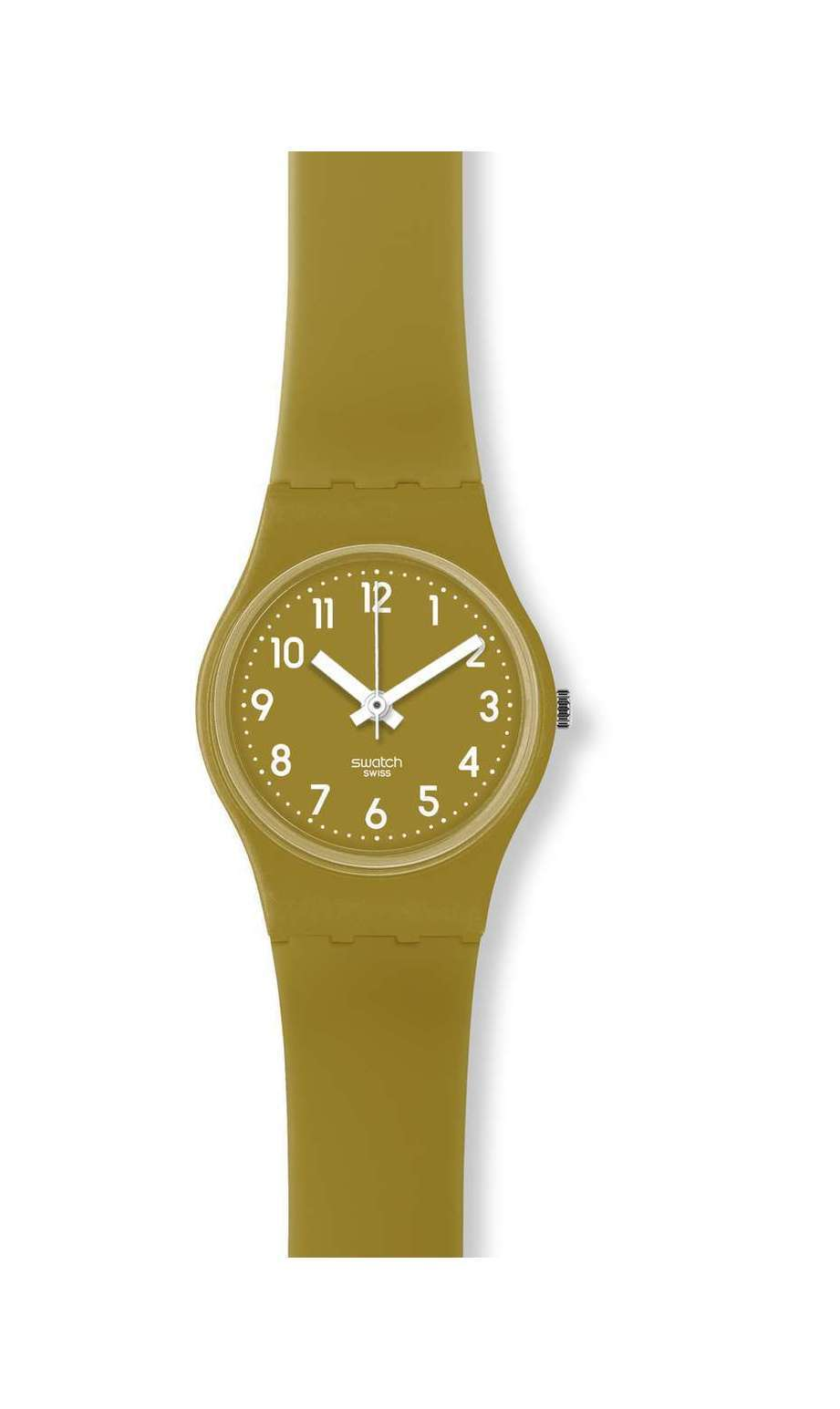 Swatch - GREEN TRACE - 1