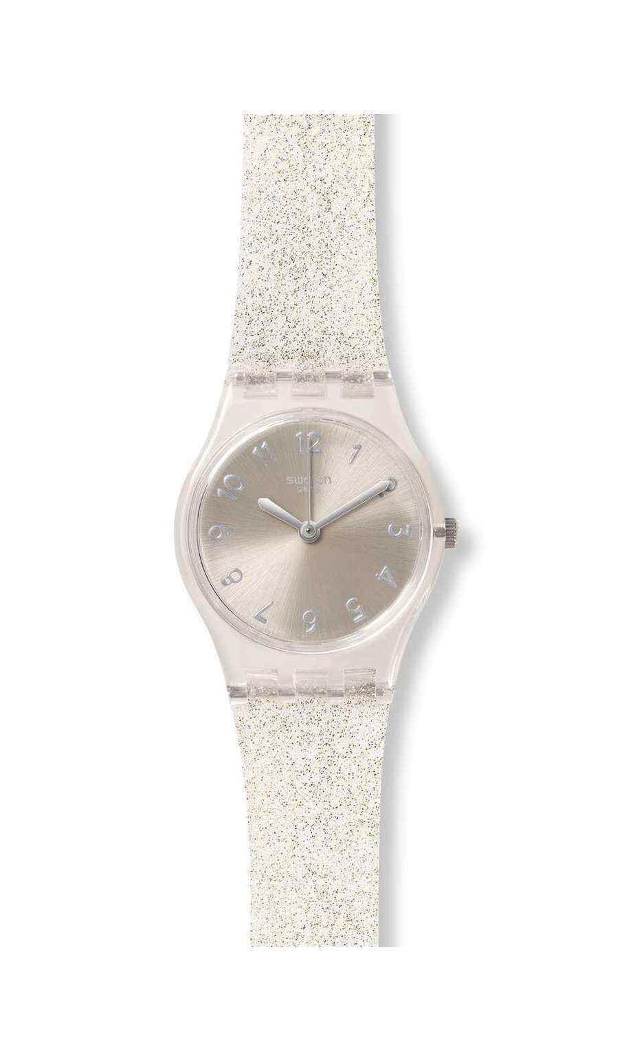 Swatch - SILVER GLISTAR TOO - 1