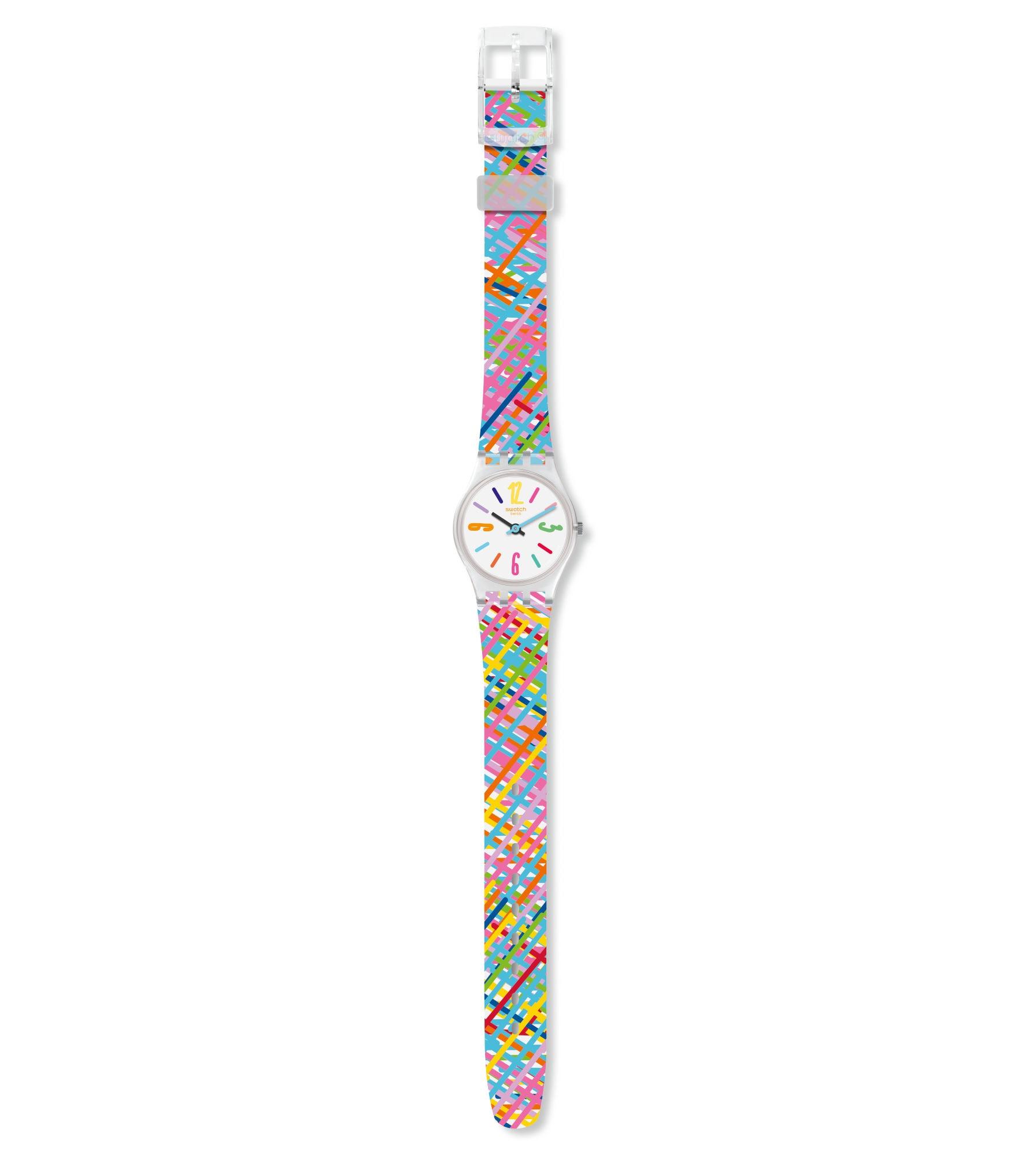 Swatch® Belgique - Lady (Ø 25 MM) TADELAKT LK389