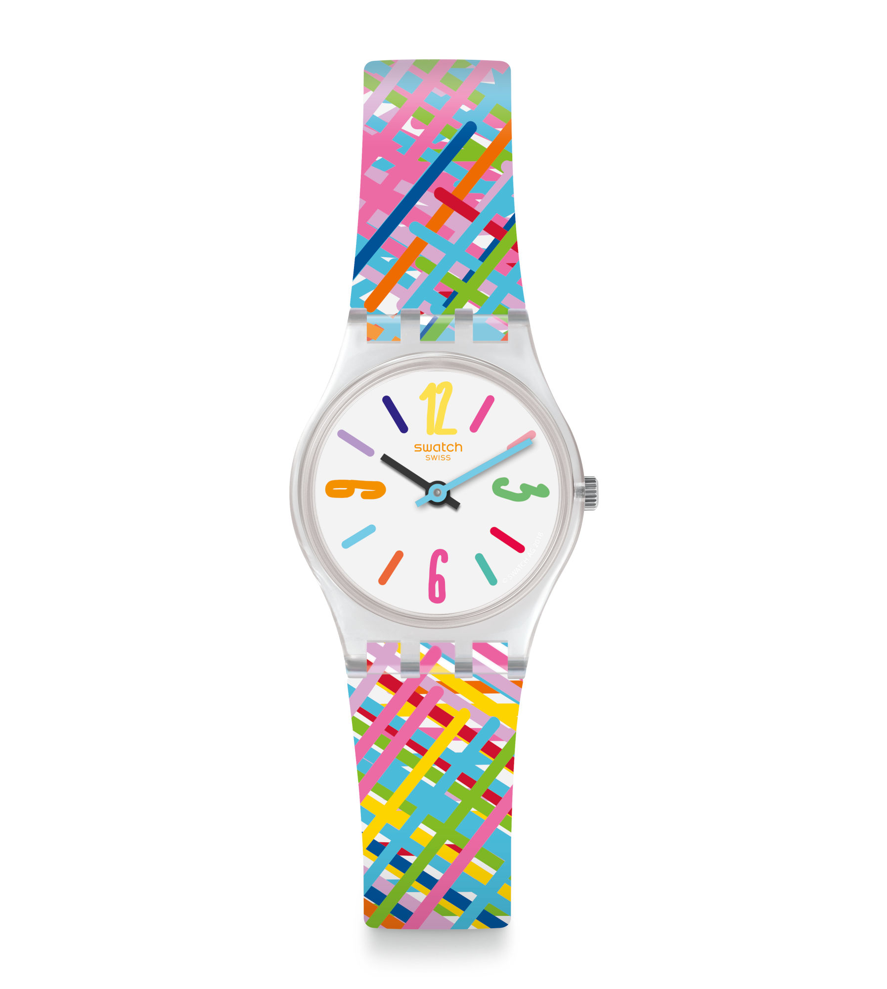 Swatch® Belgique - Lady (Ø 25 MM) TADELAKT LK389