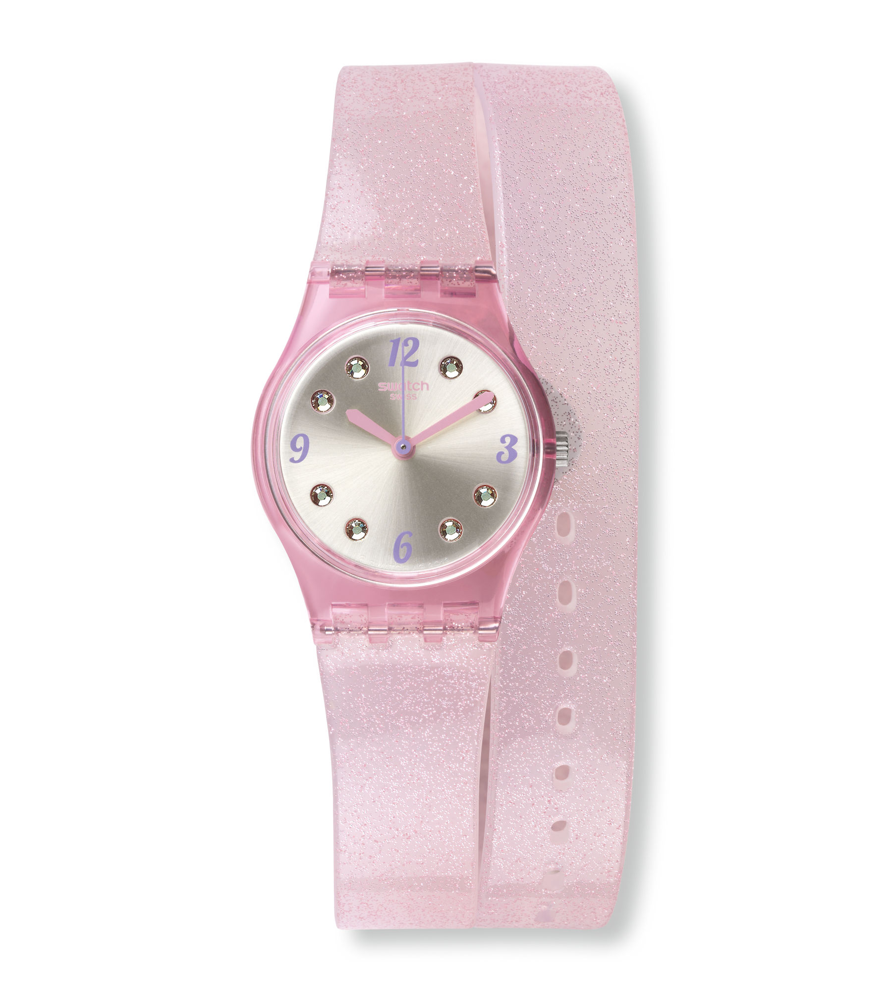 ip watches en silicone watch quartz s women swatch switch lady beige fashion swiss