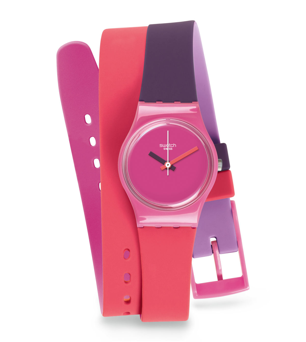 Fun In Pink Lp137 Swatch United States