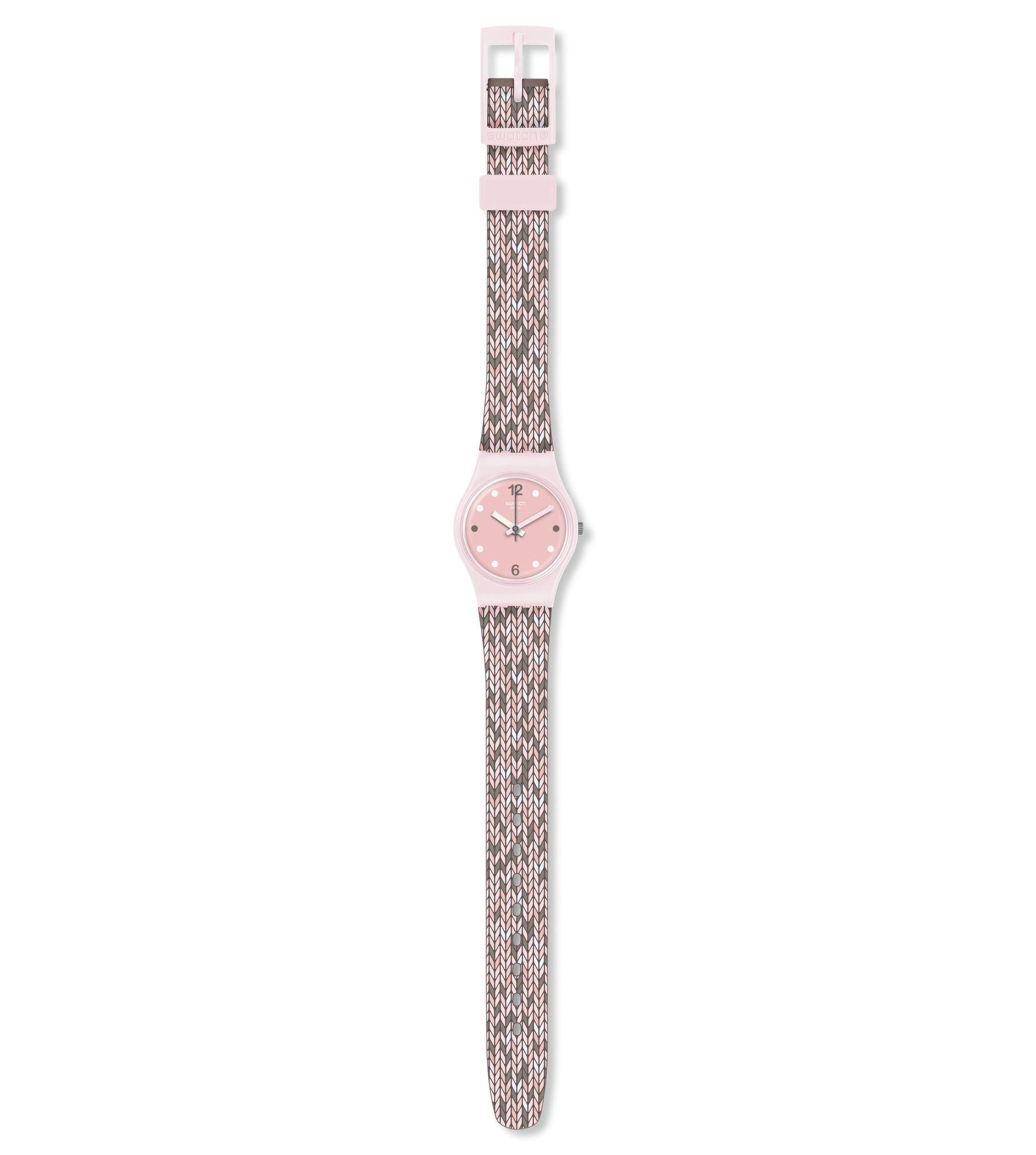 Swatch® United States - Lady (Ø 25 MM) TRICO'PINK LP151