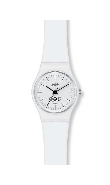 WHITE OLYMPIA