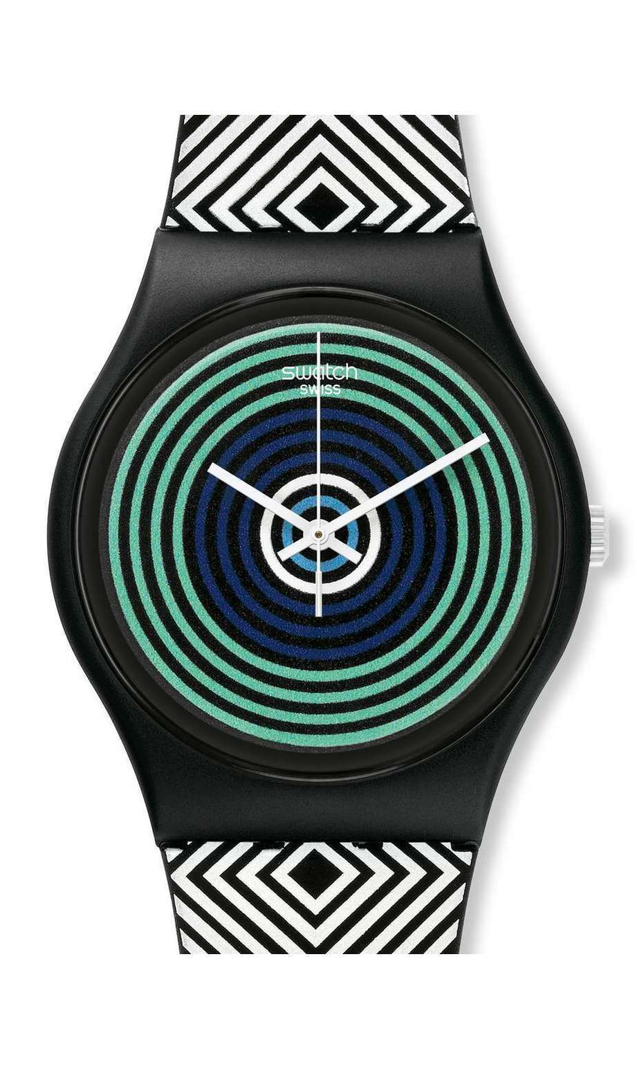 Swatch - MAXI GREEN SPELL - 1