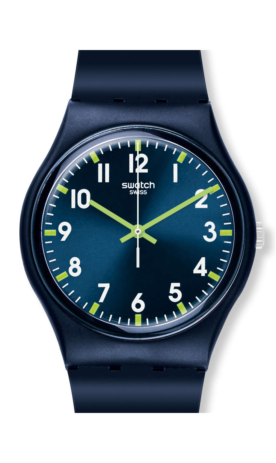 Swatch - MAXI SIR BLUE - 1